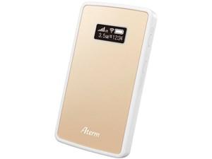Aterm モバイルルーター MP02LN CW シャンパンゴールド PA-MP02LN-CW