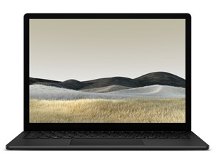 V4C-00039 [ブラック] マイクロソフト Surface Laptop 3 13.5インチ Windowsノートパソコン:SYデンキ