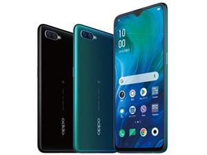 OPPO Reno A 64GB SIMフリー [ブルー] (SIMフリー)