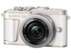 OLYMPUS PEN E-PL10 14-42mm EZレンズキット [ホワイト]