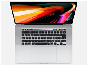 MacBook Pro Retinaディスプレイ 2600/16 MVVL2J/A [シルバー]