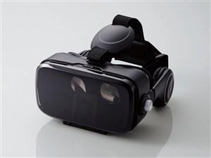 エレコム VRゴーグル/ヘッドホン一体型/DMM1000円相当ポイント付与シリアル付・・・