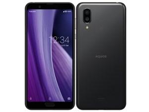 AQUOS sense3 plus SH-RM11 SIMフリー [ブラック] (SIMフリー)