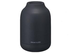 ドウシシャ doshisha クレベリンLED搭載 除菌・消臭器(ポット) グレー CLGU・・・