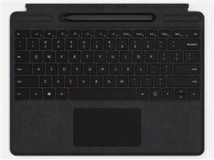 スリムペン付き Surface Pro X Signature キーボード 英語 QSW-00021