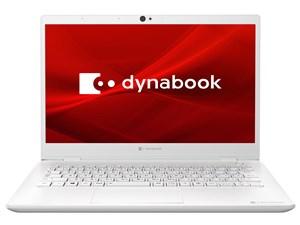 P1G6MPBW [パールホワイト]  dynabook G6 Windowsノートパソコン