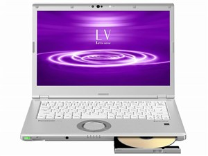 Let's note LV8 CF-LV8NDSQR