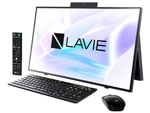 LAVIE Home All-in-one HA970/RAB PC-HA970RAB [ファインブラック] 通常配送・・・