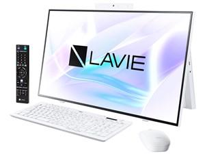LAVIE Home All-in-one HA970/RAW PC-HA970RAW [ファインホワイト]