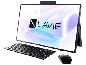 NEC LAVIE Home All-in-one HA700/RAB PC-HA700RAB [ファインブラック]