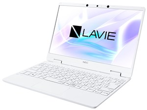 LAVIE Note Mobile NM550/RAW PC-NM550RAW [パールホワイト]