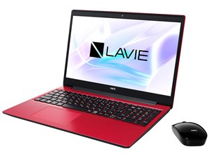 NEC 15.6型ノートパソコン LAVIE Note Standard NS600/RAR メモリ8GB SSD 256・・・
