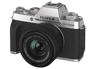 FUJIFILM X-T200 レンズキット [シルバー]