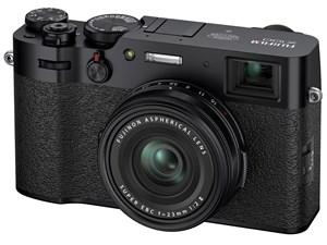 FUJIFILM X100V [ブラック] 富士フイルム デジタルカメラ