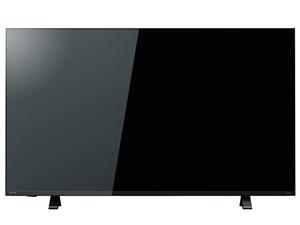 東芝 TOSHIBA 43V型地上 BS 110度CSデジタル4Kチューナー内蔵 LED液晶テレビ ・・・