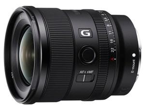 FE 20mm F1.8 G SEL20F18G ソニー SONY 交換レンズ