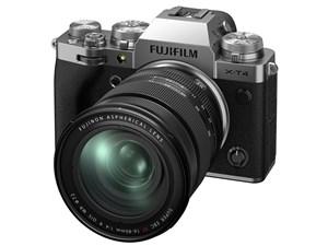 FUJIFILM X-T4 レンズキット [シルバー]