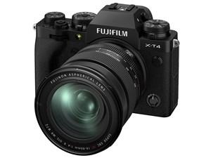FUJIFILM X-T4 レンズキット [ブラック]