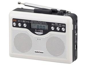 オーム電機 ラジオカセット CAS-381Z
