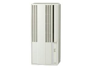 コロナ 窓用エアコン 冷房専用 CW-1820(W) 設置工事不可
