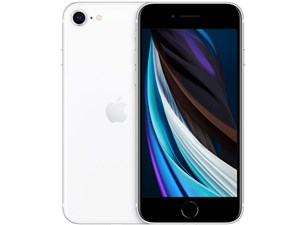 iPhone SE (第2世代) 64GB SIMフリー [ホワイト] (SIMフリー)
