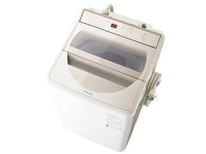 パナソニック Panasonic 全自動洗濯機 10.0kg 泡洗浄 シャンパン NA-FA100H8-・・・