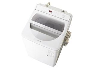 パナソニックPanasonic全自動洗濯機10.0kg泡洗浄ホワイトNA-FA100H8-W