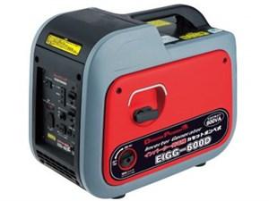 EIGG-600D インバーター発電機 DREAM POWER カセットボンベ式
