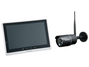 マスプロ電工 モニター&ワイヤレスHDカメラセット WHC10M3
