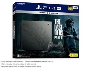 プレイステーション4 Pro The Last of Us Part II Limited Edition CUHJ-1003・・・