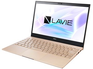 NEC LAVIE Pro Mobile PM550/SAG PC-PM550SAG [フレアゴールド]