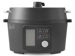 アイリスオーヤマ【80種自動調理メニュー】電気圧力鍋 ブラック KPC-MA4-B★・・・