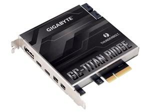 GC-TITAN RIDGE Rev.2.0 [Thunderbolt3 USB3.2 Gen2/DisplayPort/Mini Displa・・・