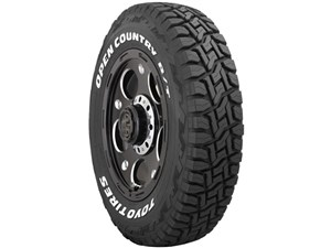 OPEN COUNTRY R/T 265/65R17 112Q