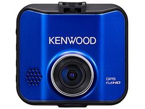 KENWOOD(ケンウッド) ドライブレコーダー 広角で明るいF1.8レンズを搭載 高画・・・