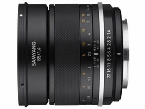 MF 85mm F1.4 MK2 [キヤノンM用] 商品画像1:カメラ会館