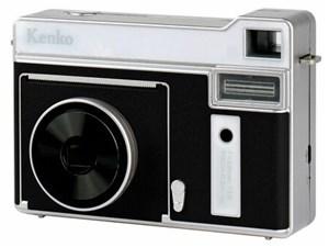 Kenko モノクロインスタントカメラ 感熱紙使用 KC-TY01 BK ブラック