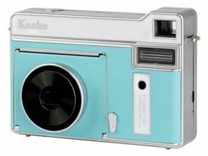 Kenko モノクロインスタントカメラ 感熱紙使用 KC-TY01 SB スカイブルー