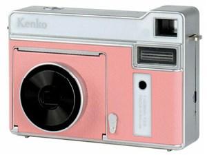Kenko モノクロインスタントカメラ 感熱紙使用 KC-TY01 CP コーラルピンク