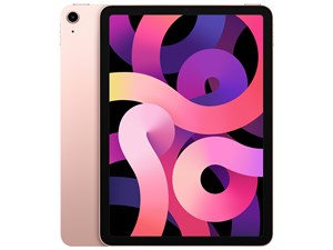 iPad Air 10.9インチ 第4世代 Wi-Fi 256GB 2020年秋モデル MYFX2J/A [ローズ・・・