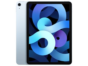 iPad Air 10.9インチ 第4世代 Wi-Fi 256GB 2020年秋モデル MYFY2J/A [スカイ・・・