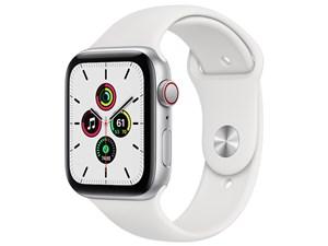 Apple Watch SE GPS+Cellularモデル 44mm MYEV2J/A [ホワイトスポーツバンド]