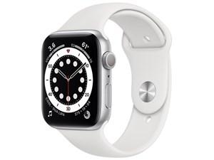 Apple Watch Series 6 GPSモデル 44mm M00D3J/A [ホワイトスポーツバンド]