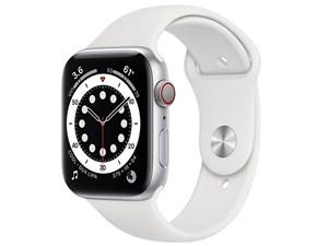 Apple Watch Series 6 GPS+Cellularモデル 44mm MG2C3J/A [ホワイトスポーツ・・・