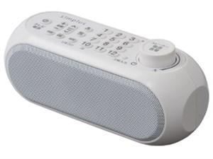 simplus お手元スピーカー SP-LD100 SP-LD100WH [ホワイト]