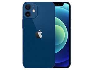 iPhone 12 mini 64GB SIMフリー [ブルー] (SIMフリー)