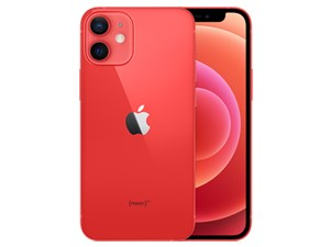 iPhone 12 mini (PRODUCT)RED 128GB SIMフリー [レッド] (SIMフリー)