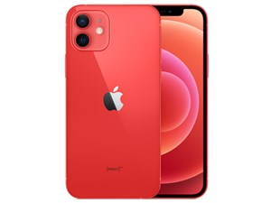 iPhone 12 (PRODUCT)RED 128GB SIMフリー [レッド] (SIMフリー)