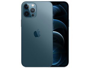 iPhone 12 Pro Max 256GB SIMフリー [パシフィックブルー] (SIMフリー) 商品画像1:沙羅の木