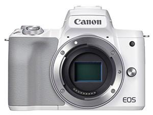 【納期目安:1週間】キヤノン ミラーレスカメラ EOS Kiss M2 (ホワイト) ボ・・・